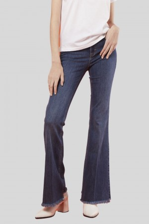 PANTALON OXFORD HIGH
